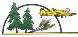 Logo Professional Agricultural Turbine Aerial Applicator
